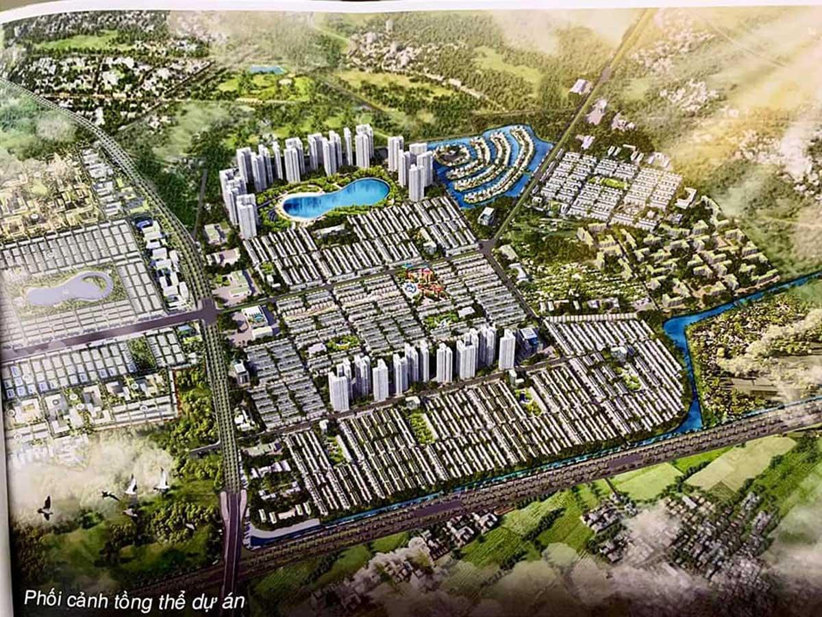 đại đô thị vinhomes dream city hưng yên